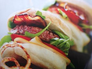 hamburger - immersion totale USA