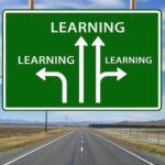 Panneaux Learning dans 3 directions