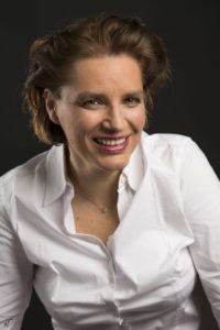 Aline Voinot Bourdères, fondatrice et présidente de SwapAsap