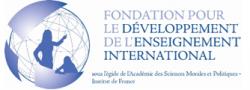 Le site de la Fondation pour le développement de l'enseignement international