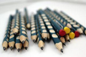 A vos crayons, on fait de l'écriture libre!