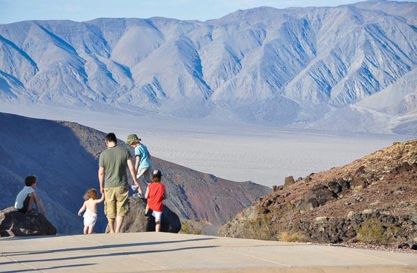 Au pair avec une famille américaine au milieu du désert californien