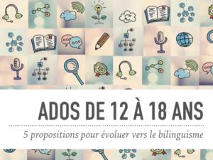 Téléchargez le guide pour apprendre une langue à un adolescent