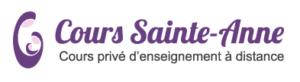 logo Cours Sainte-Anne