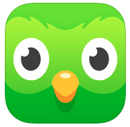 Duolingo - Application anglais