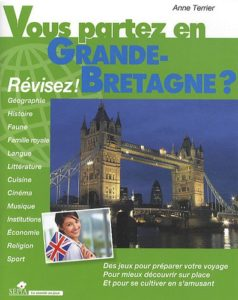 Cahier de voyages Angleterre