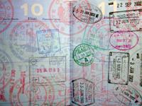 Ne pas oublier votre passeport pour un voyage à l'étranger !