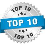 Tampon Top 10 pour les sites pour apprendre l'anglais gratuitement