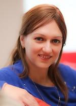 Portrait de Stéphanie Kable, fondatrice de l'école de langue Live-English.net