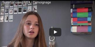 Vidéo témoignage de Sacha sur les summer camps