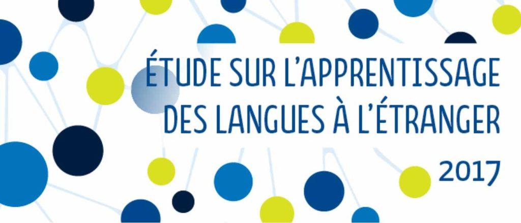 Etude sur l'apprentissage des langues à l'étranger