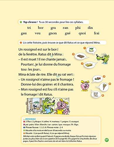 Extrait méthode Ratus pour apprendre à lire