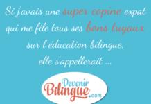 Reductions Devenir Bilingue / Salon de l'éducation bilingue