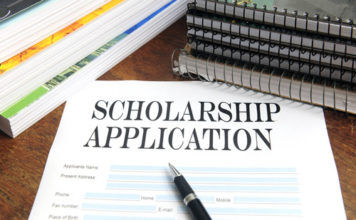 Document Scholarship Application
