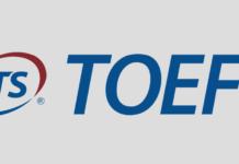 Logo ETS TOEFL