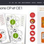 Blog Bout de gomme Les son en CP et CE1