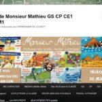 Blog Monsieur Mathieu Page d'accueil