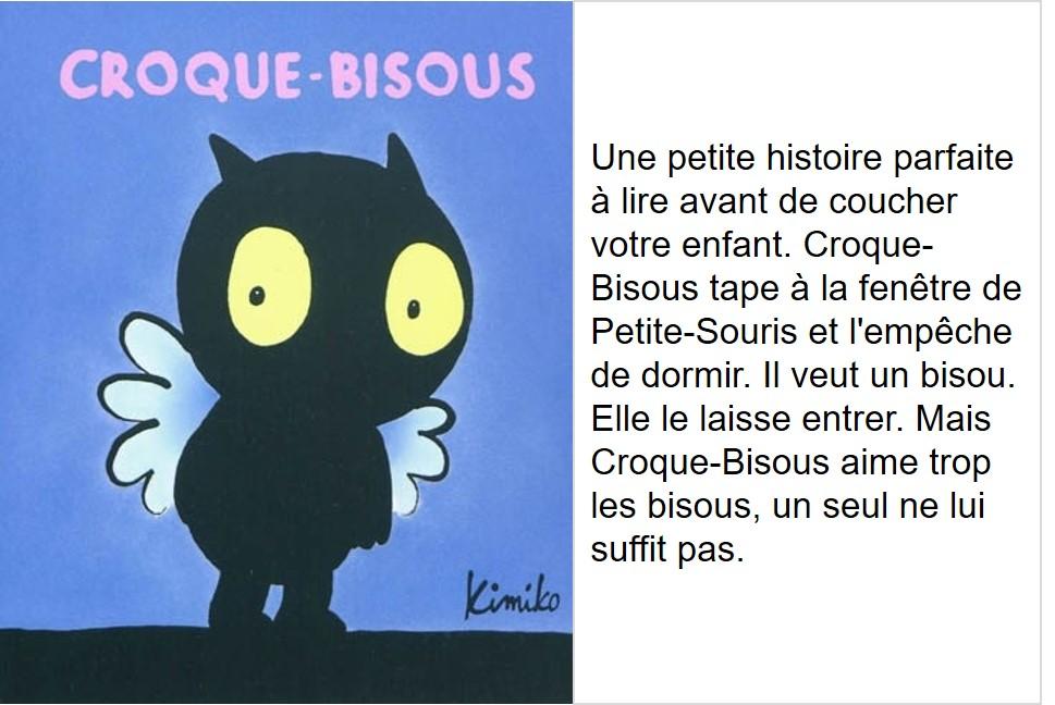 Croque-Bisous (Kimiko)