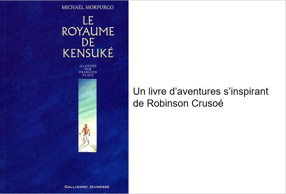 Le royaume de Kensuké (Michael Morpurgo)