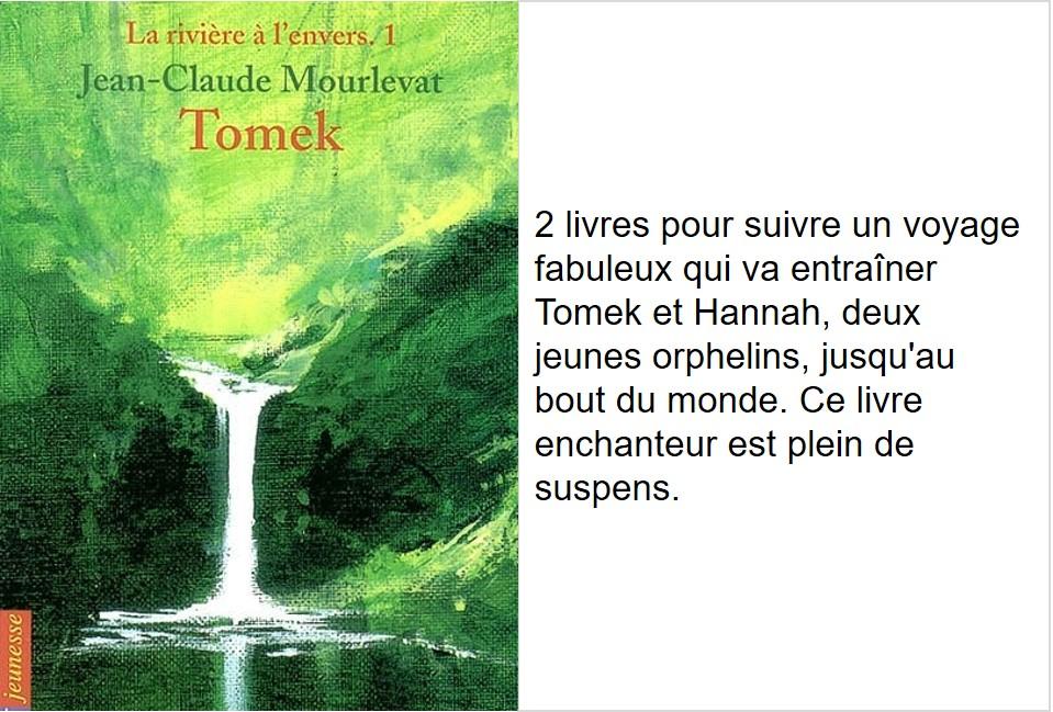 La rivière à l'envers (T1 et T2) (Jean-Claude Mourlevat)