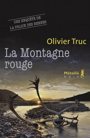 La montagne rouge de Olivier Truc - Youboox
