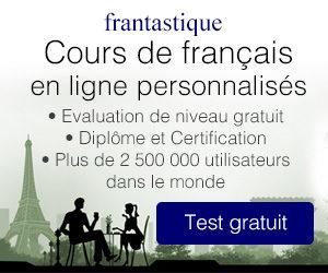 Frantastique - cours de français en ligne personnalisés