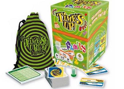 Le jeu Time's Up Family pour apprendre le français en s'amusant