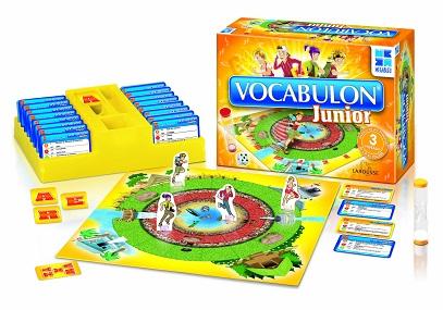 Le jeu Vocabulon Junior pour pratiquer le français en s'amusant