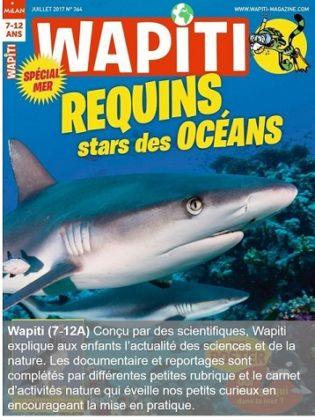 Wapiti, un magazine pour les 7-12 ans