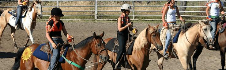 Séjour linguistique et sportif dans un ranch