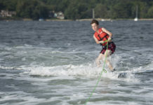 Summer camp Sports nautiques