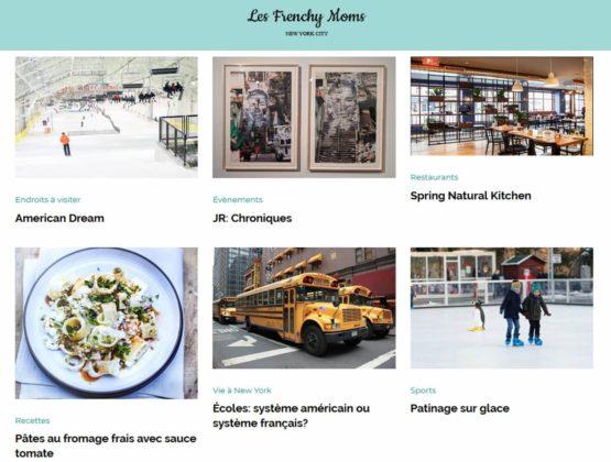 Les articles du site Les Frenchy Moms