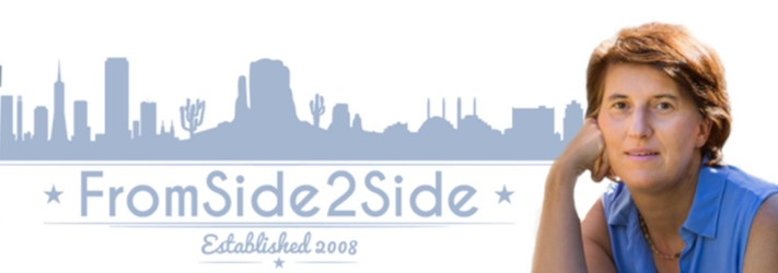 From Side 2 side, le blog d'Isabelle aux USA