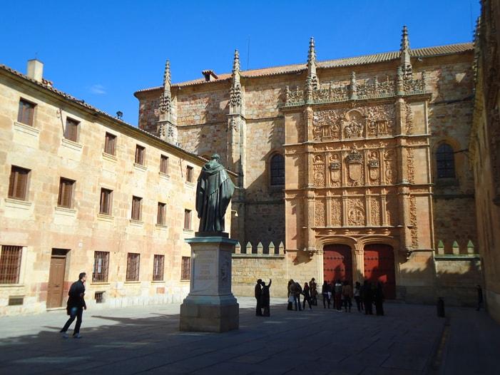 Erasmus+ à la Universidad de Salamanca