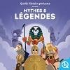 Couverture des podcasts Mythes et légendes