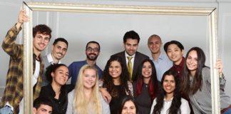 Etudiants à ILAC Vancouver dans le programme Anglais Business + Job