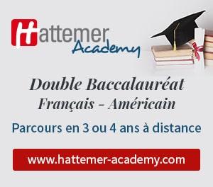 Plus d'infos sur le double-bac France-USA sur Hattemer-Academy.com