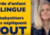 Vidéo : 2 babysitters bilingues vous expliquent tout !