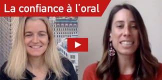 Vidéo sur la confiance à l'oral