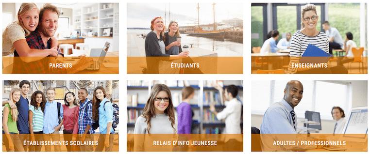 L'Office conseille les parents, les enseignants, les étudiants et adultes
