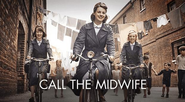 Comprendre des dialogues en anglais avec Call the midwife