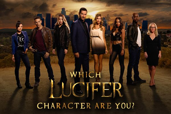 Apprendre l'anglais avec la série Lucifer