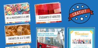 6 guides gratuits par âge ou par thème
