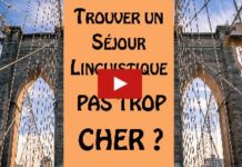 video Comment trouver un séjour linguistique pas trop cher
