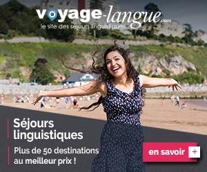 Plus de 50 destinations au meilleur prix avec Voyage-Langue